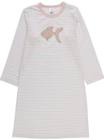 Schöller kids Nachthemd wit/meerkleurig