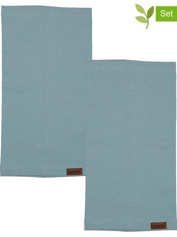 Walkiddy Szale-koło (2 szt.) w kolorze niebieskim - 39 x 21 cm