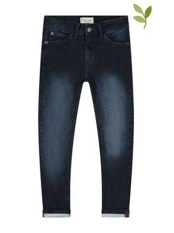 Smitten Organic Jeans in Dunkelblau
