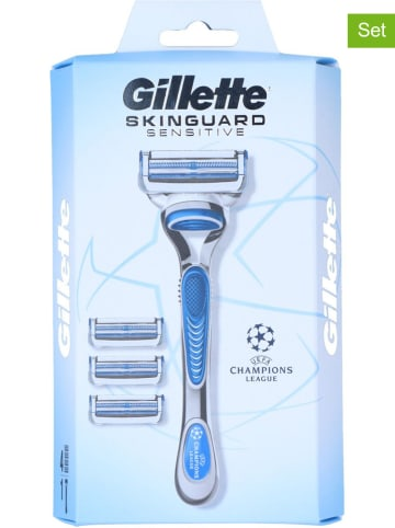 """Gillette 2-delige scheerset """"Skinguard Sensitive"""""""