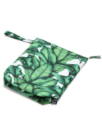 "La Millou Kosmetyczka ""Waterproof Travel Bag"" - Banana Leaves"