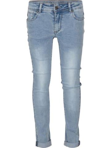 "INDIAN BLUE JEANS Jeans ""Brad"" - Skinny fit -  in Hellblau"