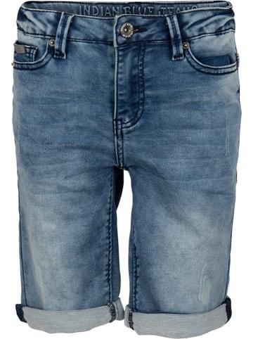 """INDIAN BLUE JEANS Jeansshorts """"Dann"""" in Blau"""