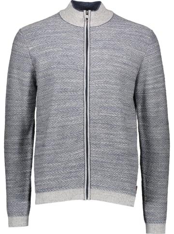 Pierre Cardin Vest grijs/donkerblauw