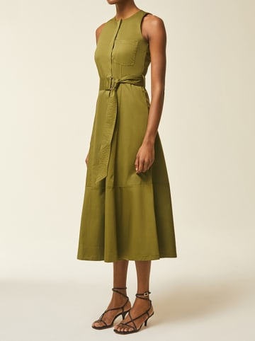 IVY & OAK Sukienka w kolorze khaki