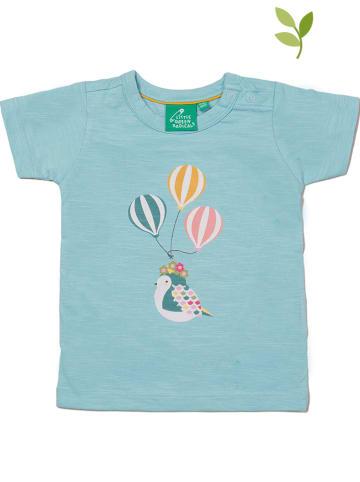 Little Green Radicals Shirt lichtblauw