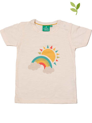 Little Green Radicals Shirt in Apricot
