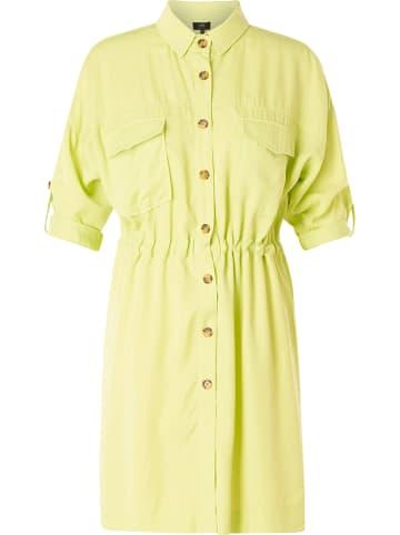 """Yest Sukienka """"Katja"""" w kolorze żółtym"""