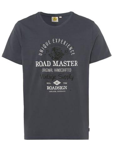 Roadsign Koszulka w kolorze antracytowym