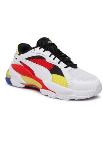 "Puma Sneakersy ""LQD Cell Epsilon"" ze wzorem"