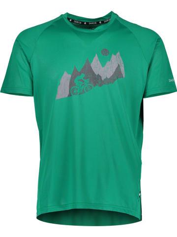 """Dare 2b Koszulka sportowa """"Righteous II"""" w kolorze zielonym"""