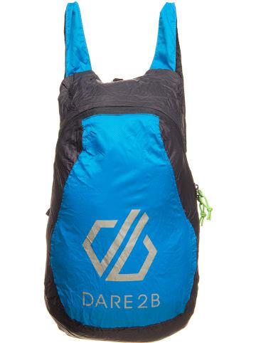 """Dare 2b Plecak """"Silicone III"""" w kolorze czarno-niebieskim - 25,5 x 45 x 12 cm"""