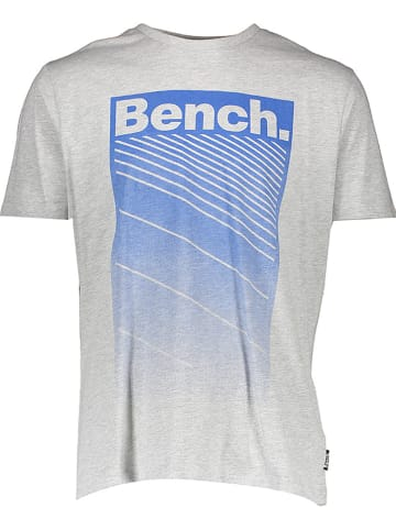"Bench Koszulka ""Vegas"" w kolorze szarym"