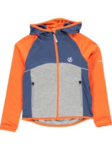 """Dare 2b Fleece vest """"Hasty Core"""" oranje/grijs"""