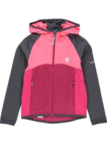 "Dare 2b Fleece vest ""Hasty Core"" roze/antraciet"