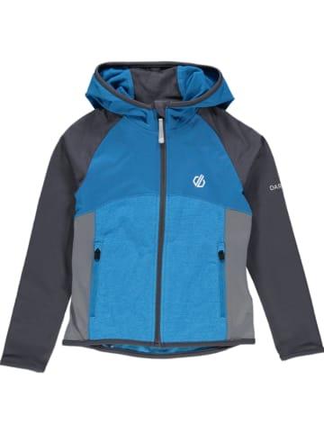 "Dare 2b Fleece vest ""Hasty Core"" blauw/antraciet"