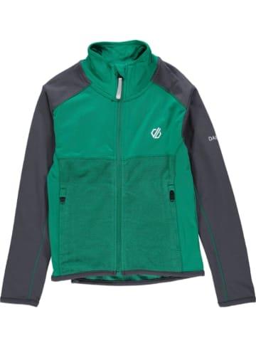 """Dare 2b Fleece vest """"Except Core"""" groen/antraciet"""