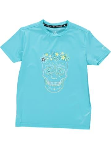 "Dare 2b Functioneel shirt ""Rightful"" turquoise"