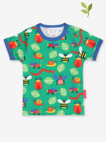 Toby Tiger Shirt groen