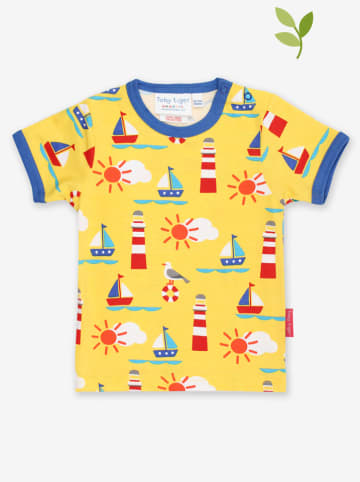 Toby Tiger Shirt geel