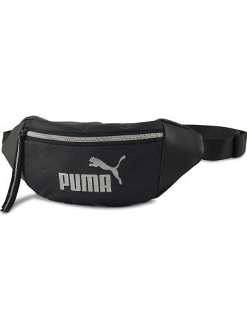 """Puma Saszetka """"Core Up"""" w kolorze czarnym - 30 x 12 x 8 cm"""