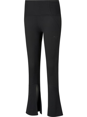 """Puma Legginsy sportowe """"Studio Knit"""" w kolorze czarnym"""