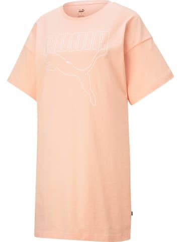"""Puma Sukienka """"Rebel"""" w kolorze pomarańczowym"""