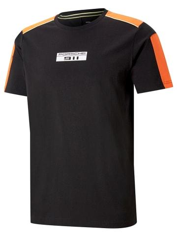 """Puma Koszulka """"PL T7"""" w kolorze czarnym"""