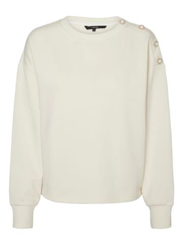"""Vero Moda Pullover """"HELEN"""" in Weiß"""