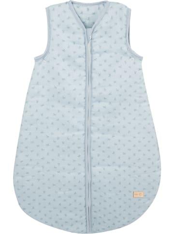 Roba Babyslaapzak lichtblauw - (L)110 cm