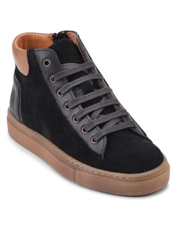 "Bundgaard Skórzane sneakersy ""Gino"" w kolorze czarnym"