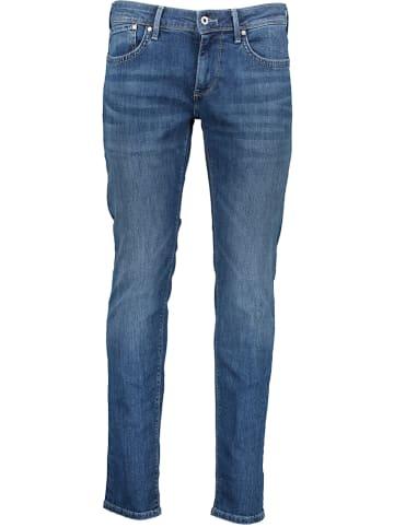 Pepe Jeans Spijkerbroek - slim fit - blauw