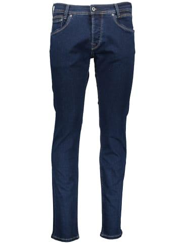 Pepe Jeans Dżinsy - Slim fit - w kolorze granatowym