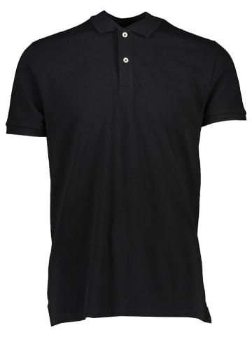 """Pepe Jeans Koszulka polo """"Romero"""" w kolorze czarnym"""