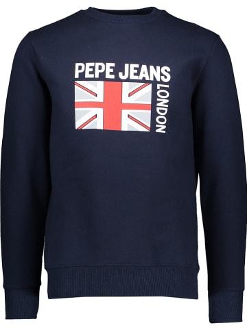 Pepe Jeans Bluza w kolorze granatowym