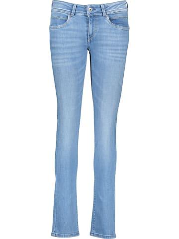 Pepe Jeans Dżinsy - Comfort fit - w kolorze błękitnym