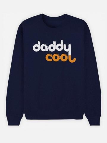 WOOOP Sweatshirt in Dunkelblau