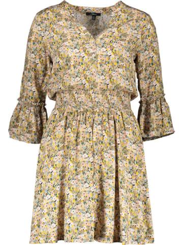 MAVI Sukienka w kolorze beżowym ze wzorem