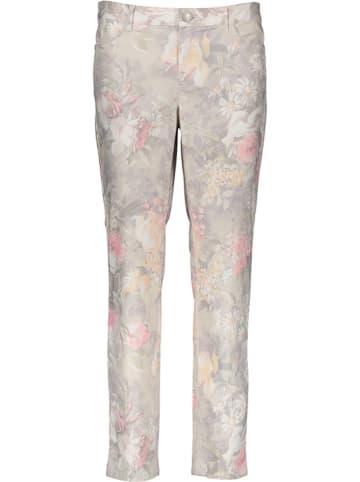 """Stark Spodnie """"Jenny"""" - Slim fit - w kolorze beżowym"""
