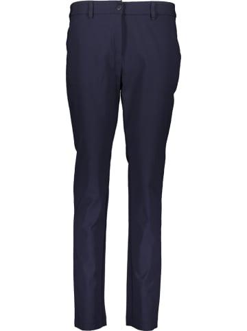 """Stark Spodnie """"Riana"""" - Comfort fit- w kolorze granatowym"""