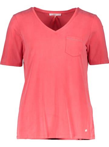 """BRAX Koszulka """"Cloe"""" w kolorze koralowym"""