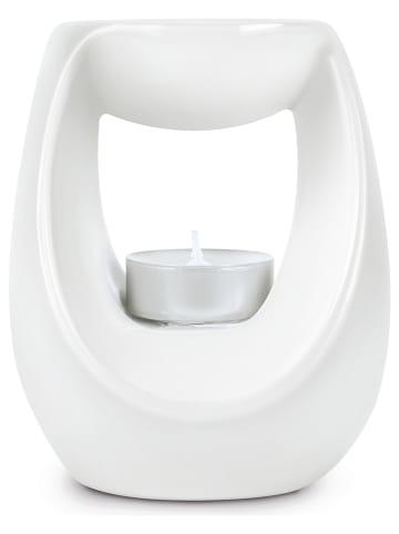 """Ipuro Geurlamp """"Essentials"""" wit - (B)8 x (H)11,8 x (D)9,5 cm"""