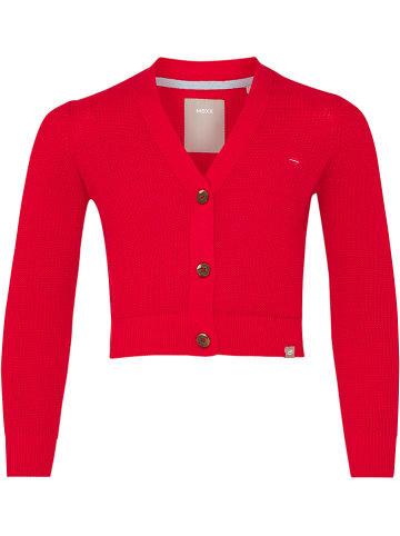 Mexx Kardigan w kolorze czerwonym