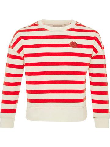 Mexx Bluza w kolorze czerwono-jasnoróżowym