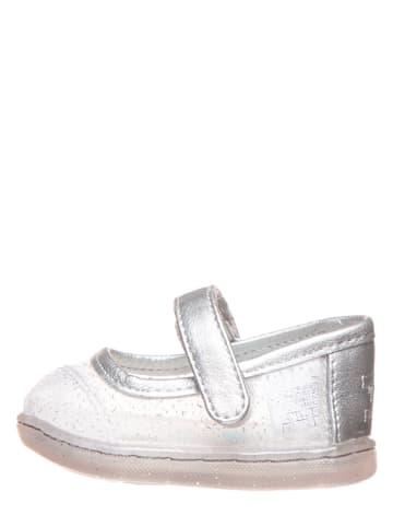 TOMS Buty w kolorze srebrnym do raczkowania