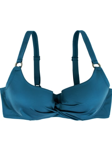 "Dorina Bikinitop ""Calabasas"" blauw"