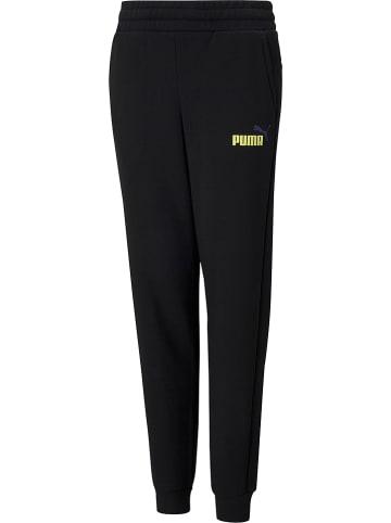 """Puma Spodnie dresowe """"Ess 2"""" w kolorze czarnym"""