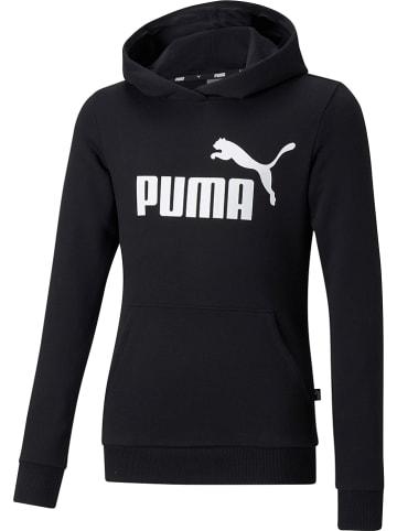 """Puma Bluza """"Ess"""" w kolorze czarnym"""