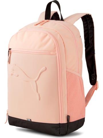 """Puma Plecak """"Buzz"""" w kolorze brzoskwiniowym - 30 x 46 x 12 cm"""
