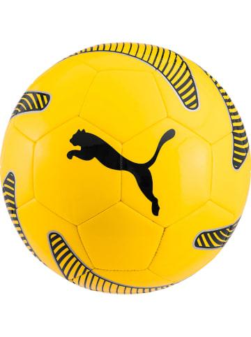 """Puma Piłka nożna """"Big cat"""" w kolorze żółtym"""